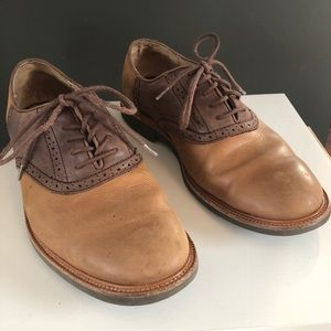 Polo Ralph Lauren Leather Oxfords